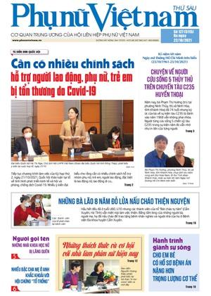 Phụ nữ Việt Nam số 127