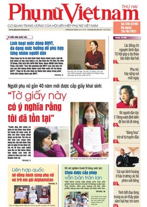 Phụ nữ Việt Nam số 128