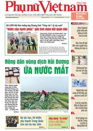 Phụ nữ Việt Nam số 23