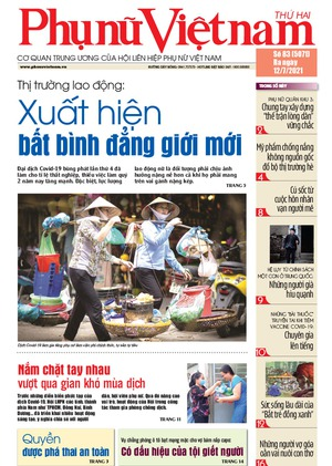 Phụ nữ Việt Nam số 83