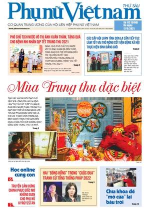 Phụ nữ Việt Nam số 112