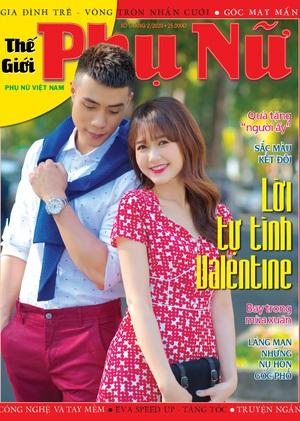 TGPN thang 2 - Lời tự tình Valentine