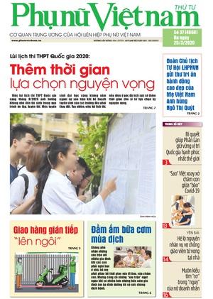 Phụ nữ Việt Nam số 38