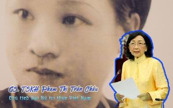"""GS. TSKH Phạm Thị Trân Châu: """"Hình ảnh của mẹ hiện diện trong sự nghiệp của tôi"""""""