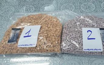 TPHCM: Bắt gần 21 kg ma túy vô chủ