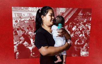 """Những bà mẹ tha hương """"nuôi"""" tương lai cho con"""