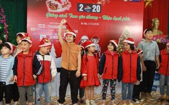 Mottainai 2020: Giáng sinh đến sớm với trẻ mồ côi Hà Cầu