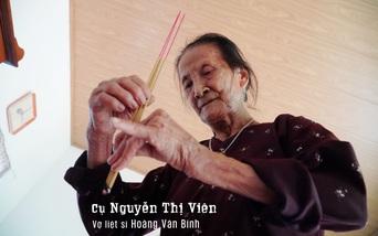 Nửa thế kỷ thờ chồng liệt sĩ và nỗi trăn trở của bà cụ 80 tuổi