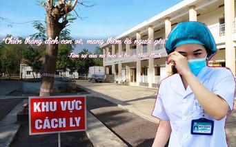 """Nữ bác sỹ trẻ ở Bắc Ninh mong hết dịch  để được """"phát"""" người yêu"""