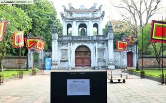 Các di tích nổi tiếng ở Hà Nội đồng loạt đóng cửa để phòng chống Covid-19