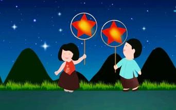 """Vui Tết Trung thu cùng bài hát """"Chiếc đèn ông sao"""" phiên bản tiếng Anh"""