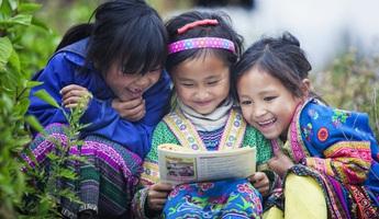 Những câu chuyện truyền cảm hứng cho trẻ em gái người dân tộc thiểu số