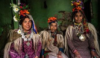 Drokpa-bộ tộc bên dãy Himalaya có những tập quán lạ kỳ