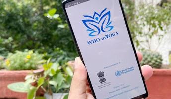 Ứng dụng giúp tập luyện yoga hàng ngày trên điện thoại