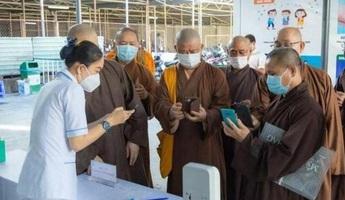 Gần 700 tình nguyện viên các tổ chức tôn giáo đăng ký hỗ trợ các bệnh viện dã chiến tại TPHCM