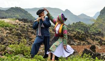 Chợ tình Khâu Vai là Di sản Văn hóa phi vật thể quốc gia