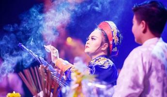 Nam Định: Tôn vinh giá trị văn hóa tín ngưỡng thờ Mẫu Tam phủ