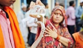 Naga Panchami, lễ hội tôn thờ rắn thiêng của tín đồ đạo Hindu