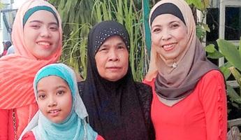 Luôn yêu thương và chia sẻ để gìn giữ hạnh phúc gia đình