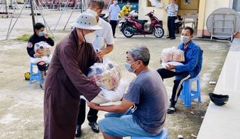 Giáo hội Phật giáo Việt Nam kêu gọi ủng hộ 50.000 túi quà đại đoàn kết