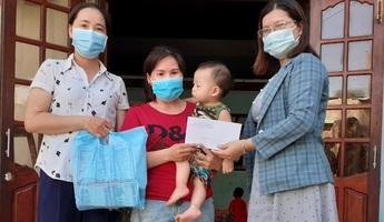 Phụ nữ Hòa Vang chung tay ngăn chặn, đẩy lùi dịch Covid-19