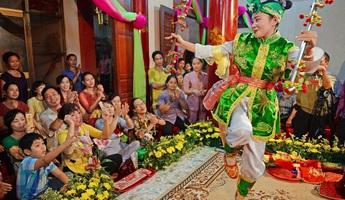Tín ngưỡng thờ Mẫu Tam Tứ Phủ và truyền thống biết ơn Mẹ của người Việt