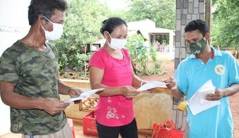 Bình Phước tăng cường phòng, chống dịch Covid-19 trong vùng đồng bào dân tộc thiểu số