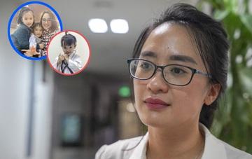"""Bác sĩ gửi 2 con nhỏ tình nguyện vào Nam chống dịch: """"Mẹ sẽ mãi là niềm tự hào của các con!"""""""