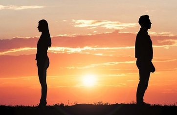 Lép vế trước vợ, chồng đi tìm người phụ nữ khác