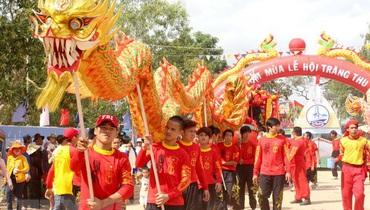 Gìn giữ, bảo tồn và phát huy nét văn hóa truyền thống Lễ hội dinh Thầy Thím