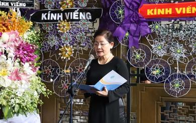 Đồng chí Hà Giang - người dâng trọn cuộc đời cho sự nghiệp của Đảng và sự bình đẳng, tiến bộ của phụ nữ