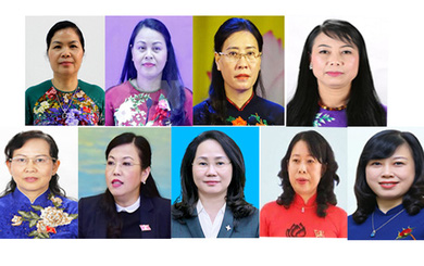Chân dung 9 nữ bí thư tỉnh ủy trong cả nước nhiệm kỳ 2020 - 2025