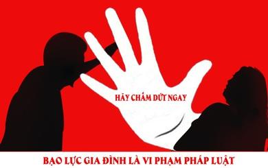Những con số đáng buồn về bạo lực đối với phụ nữ ở Việt Nam