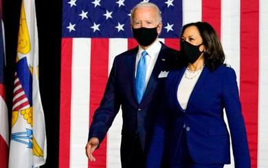 Joe Biden và Kamala Harris kêu gọi đeo khẩu trang để cứu 40.000 người Mỹ khỏi Covid-19
