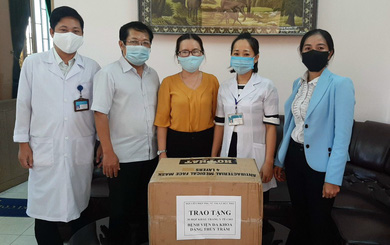 Chủ tịch Hội LHPN Việt Nam thăm hỏi, động viên cán bộ, hội viên, phụ nữ Đà Nẵng, Quảng Nam và Quảng Ngãi