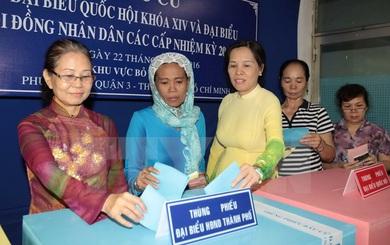 Hướng dẫn về tiêu chuẩn, điều kiện, độ tuổi của nữ ứng cử đại biểu Quốc hội và HĐND các cấp