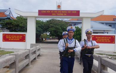 Quân dân đảo Trường Sa gửi nhiều kỳ vọng đến Đại hội Đảng lần thứ XIII
