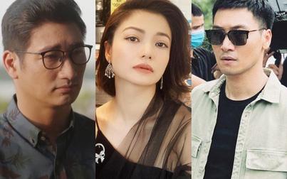 Người đẹp Phía Trước Là Bầu Trời quan hệ rắc rối với 3 mỹ nam VTV, còn bị cưỡng hôn