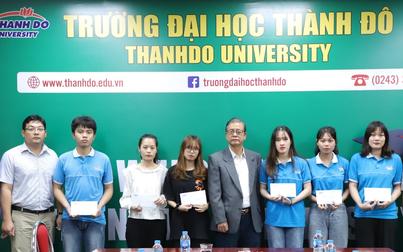 Đại học Thành Đô hỗ trợ trực tiếp 4 triệu đồng cho mỗi sinh viên vùng lũ lụt miền Trung