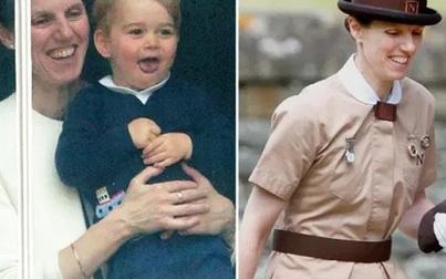 Chuyện không ngờ về bảo mẫu Hoàng tử George: Không lấy chồng, cả thanh xuân chăm con cho Công nương