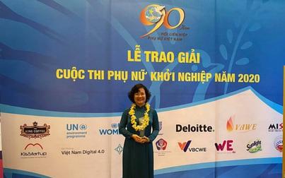 Ước mơ đưa cây an xoa thảo dược Việt Nam vươn tầm thế giới