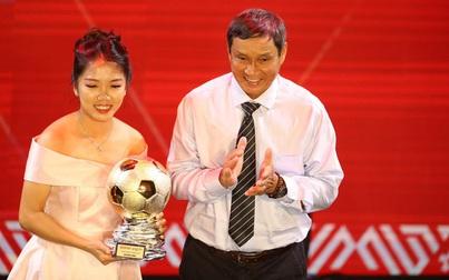 Huỳnh Như lần thứ 2 giành Quả bóng Vàng nữ Việt Nam