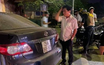 Khởi tố vụ án vụ Trưởng Ban Nội chính tỉnh Thái Bình gây tai nạn rồi bỏ chạy