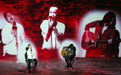 Tùng Dương hòa giọng cùng... cố nhạc sĩ Trần Lập