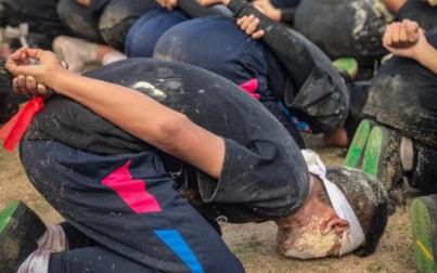 Bạo lực học đường trá hình ở trường đại học Thái Lan