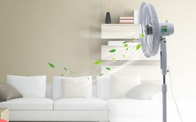 4 sản phẩm quạt điện dưới 2 triệu đồng nhưng đầy đủ chức năng cảm ứng, phun sương, đuổi muỗi