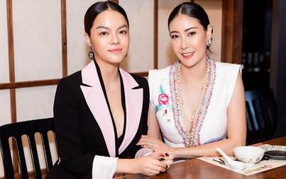 Mối quan hệ họ hàng ít biết giữa Phạm Quỳnh Anh và Hoa hậu Hà Kiều Anh