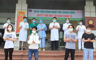 4 bệnh nhân Covid-19 từ Nga về được chữa khỏi