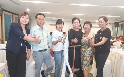 Hội LHPN Việt Nam tập huấn cho phụ nữ miền Trung khởi nghiệp