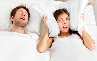 Làm thế nào để đối phó với tiếng ngáy ngủ